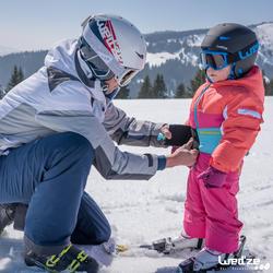 Harnas om te leren skiën, voor kinderen, blauw - 1045320