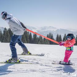 Harnas om te leren skiën, voor kinderen, blauw - 1045323