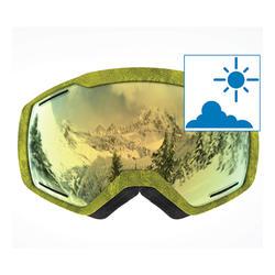 SKI- EN SNOWBOARDBRIL BONES 500 ELK WEER - 17 - 1045366