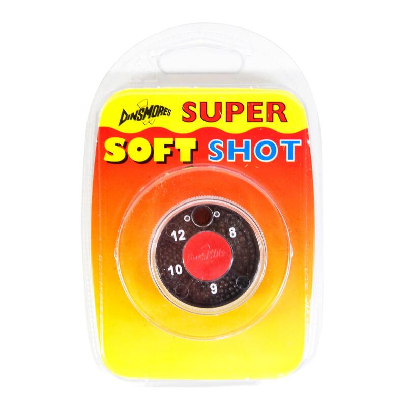 4 compartment mini shot weights