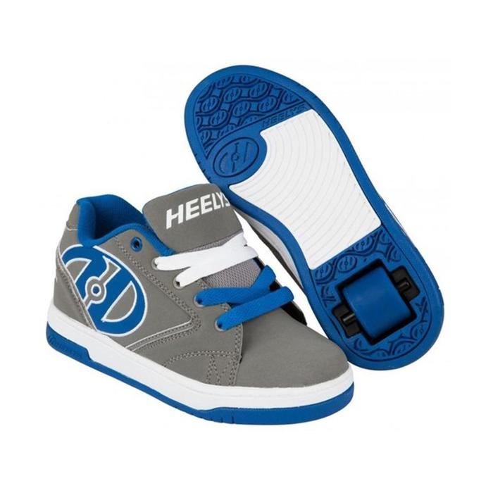 Zapatillas con ruedas HEELYS PROPEL GREY BLUE XMAS