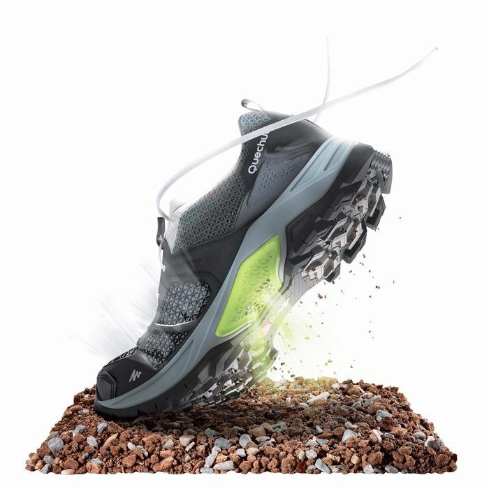 Chaussure de randonnée nature homme Forclaz 500 Fresh - 1045565