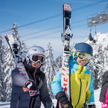 MASQUE DE SKI ET DE SNOWBOARD HOMME BONES 500 BEAU TEMPS GRIS-18 - 1045574
