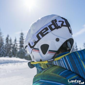 MASQUE DE SKI ET DE SNOWBOARD ENFANT ET ADULTE G 140 BEAU TEMPS - 1045589