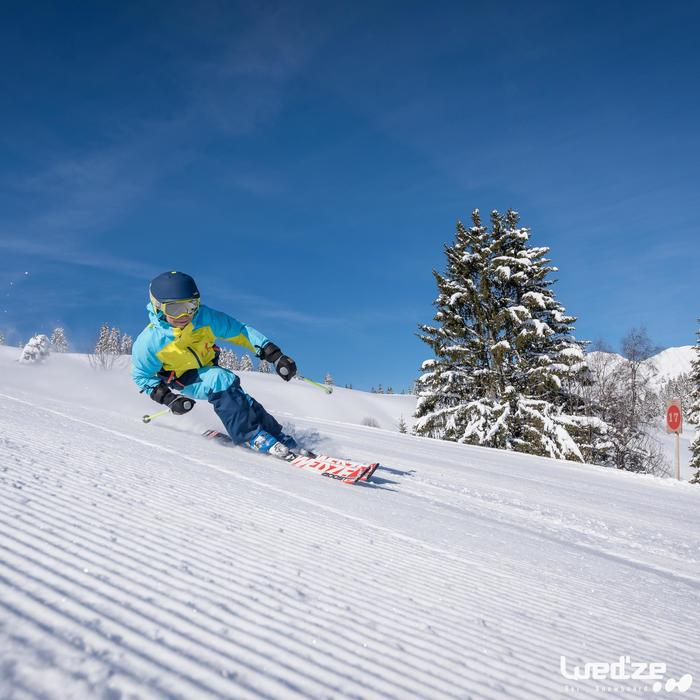 Casque de ski et de snowboard enfant Carv 700 Mips JR bleu. - 1045599