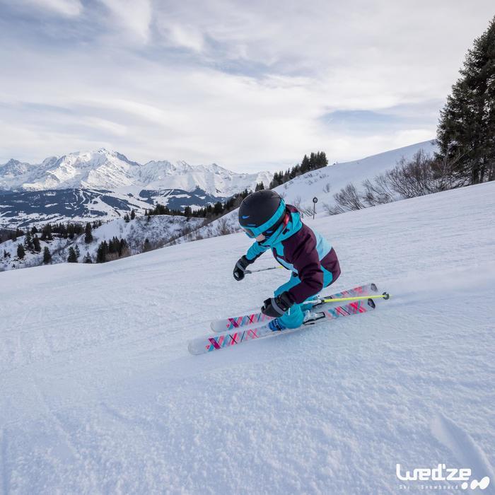 MASQUE DE SKI ET DE SNOWBOARD ENFANT ET ADULTE G 140 BEAU TEMPS - 1045609