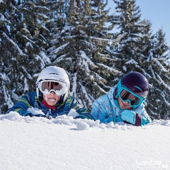 MASQUE DE SKI ET DE SNOWBOARD ENFANT ET ADULTE G 140 BEAU TEMPS - 1045617