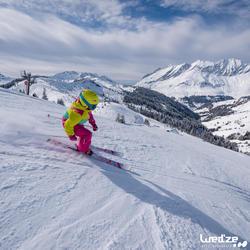 Meisjes ski-jas Slide 300 - 1045618