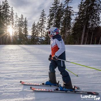 MASQUE DE SKI ET DE SNOWBOARD ENFANT ET ADULTE G 140 BEAU TEMPS - 1045620