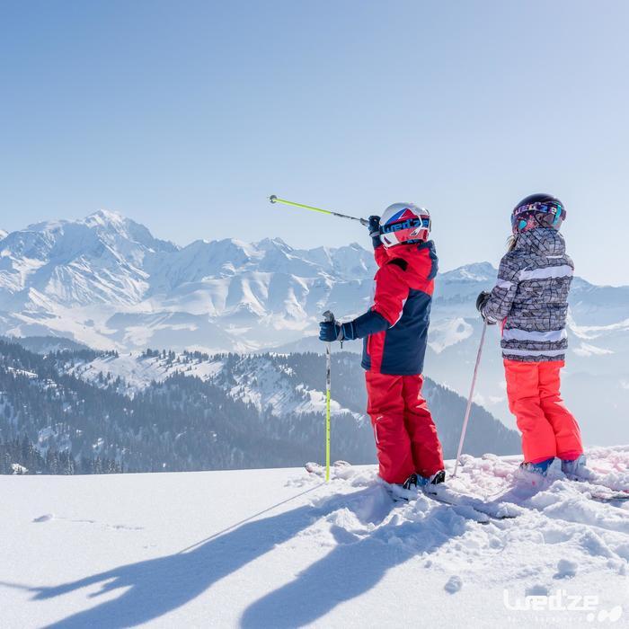 Skihandschoenen voor kinderen Slide 300 - 1045621