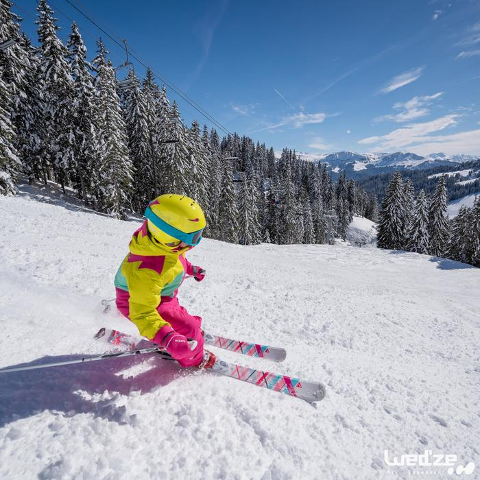 SKI DE PISTE ENFANT STARLINER 300 ROSE