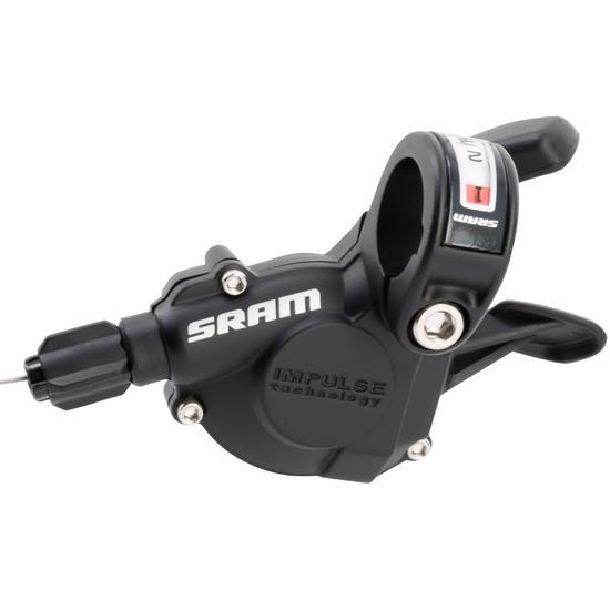 Shifter voor voorderailleur 3V x5 SRAM Trigger - 1046005