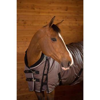 Staldeken Stable 400 ruitersport bruin - pony en paard