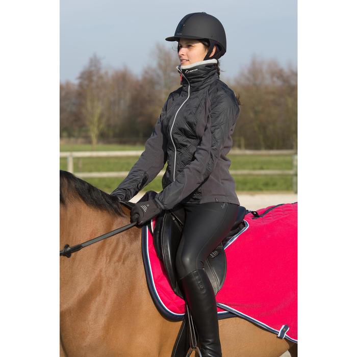 Pantalon imperméable chaud et respirant équitation femme KIPWARM - 1046097