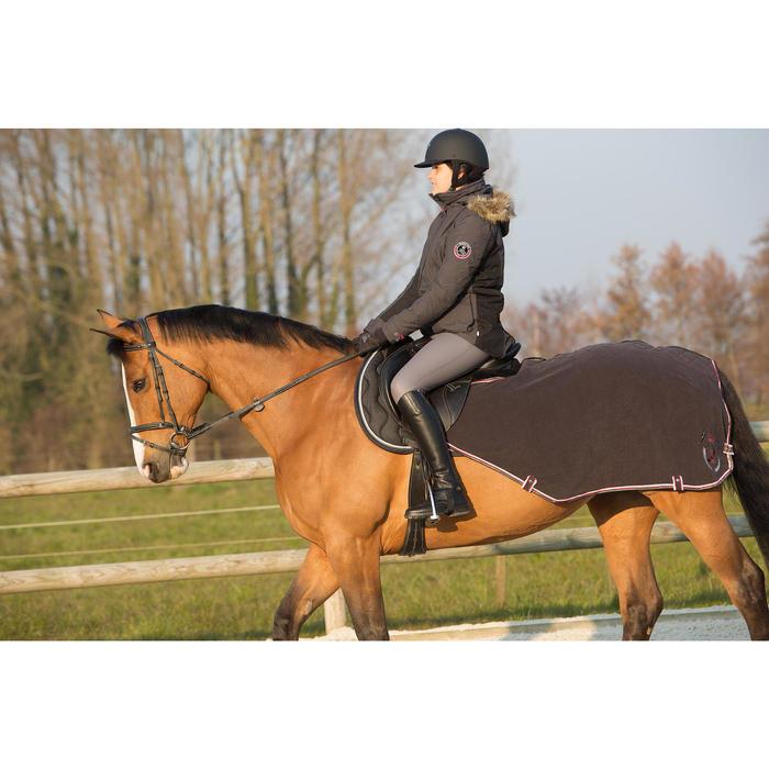 Couvre-reins équitation poney et cheval POLAR - 1046111