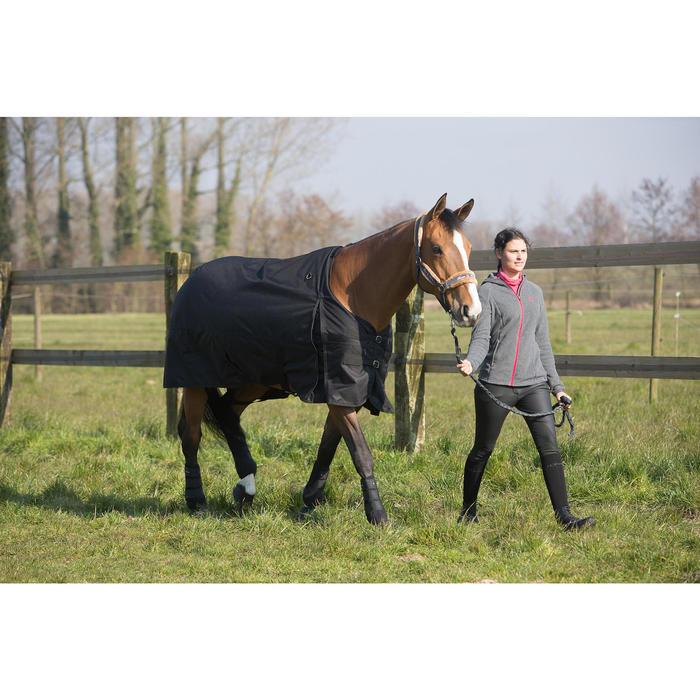 Pantalon imperméable chaud et respirant équitation femme KIPWARM - 1046140