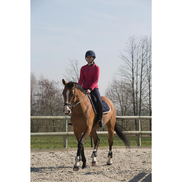 Filet + rênes équitation RECALL - poney et cheval - 1046170