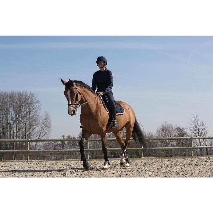 Filet + rênes équitation RECALL - poney et cheval - 1046175