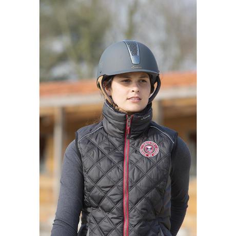 groupe Doudoune Equitation Gilet Sans Equitation 8 Manche Femme HgHPxqf8
