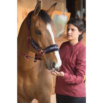 Licol + longe équitation poney et cheval WINNER - 1046201