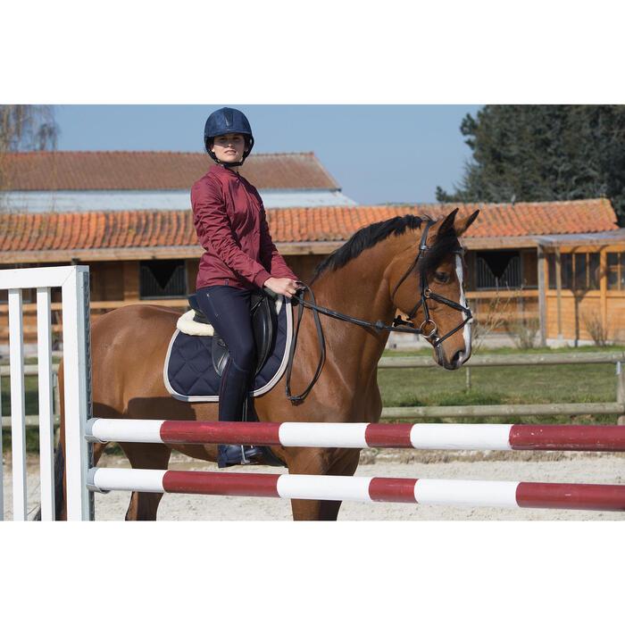 Tapis de selle équitation cheval GRIPPY - 1046301