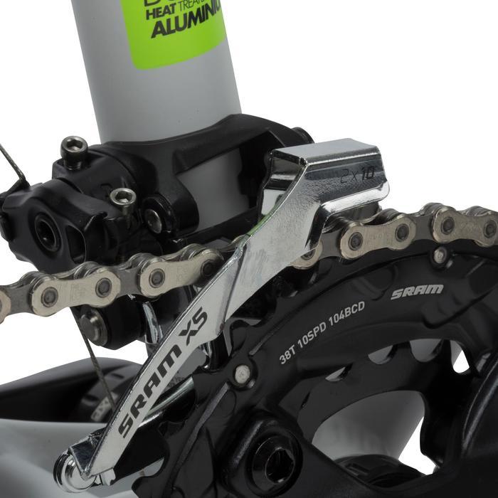 """Bicicleta de Montaña Rockrider 560 BLANCO 27,5"""""""