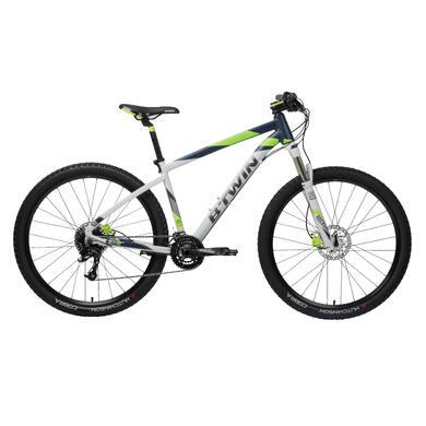"""27.5"""" Rockrider 560 Mountain Bike - White"""