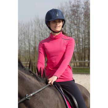 Col roulé équitation femme PADDOCK HR - 1046627