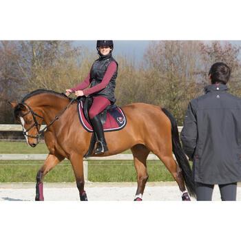 Pantalon chaud équitation femme ACCESSY - 1046671