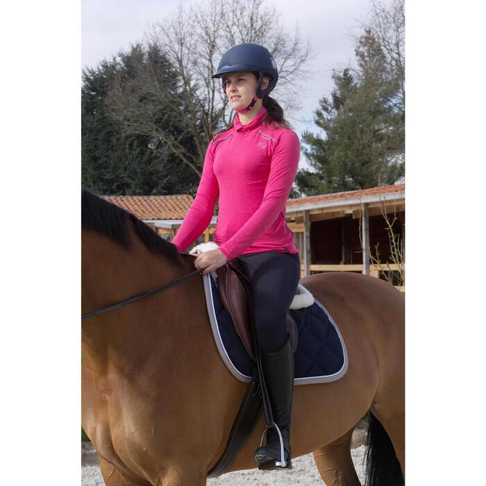 Col roulé équitation femme PADDOCK HR - 1046672