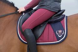 Onderlegger schuim ruitersport - paar en pony LENA POLAIRE - 1046675