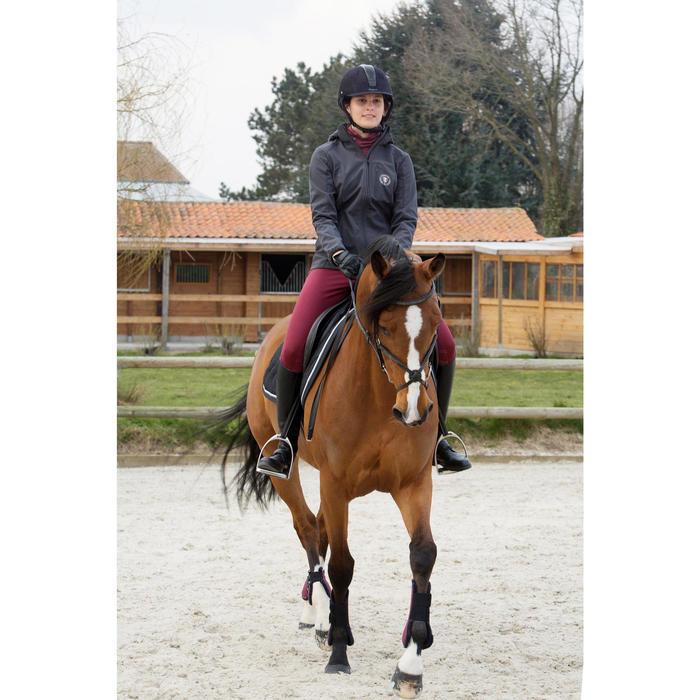 Casco equitación C700 negro