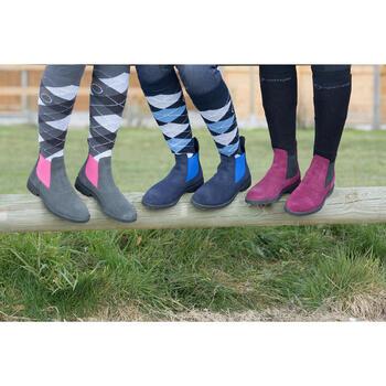 Boots équitation adulte CLASSIC ONE 100 - 1046729