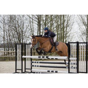 Collier + martingale équitation cheval SCHOOLING - 1046731