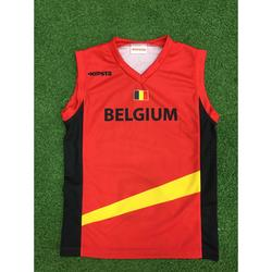maillot belgian lions junior