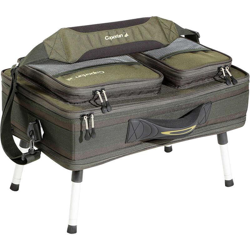 TRANSPORT MATERIEL CARPE Fiske - Väska ALL-IN-ONE CAPERLAN - Förvaring och tält