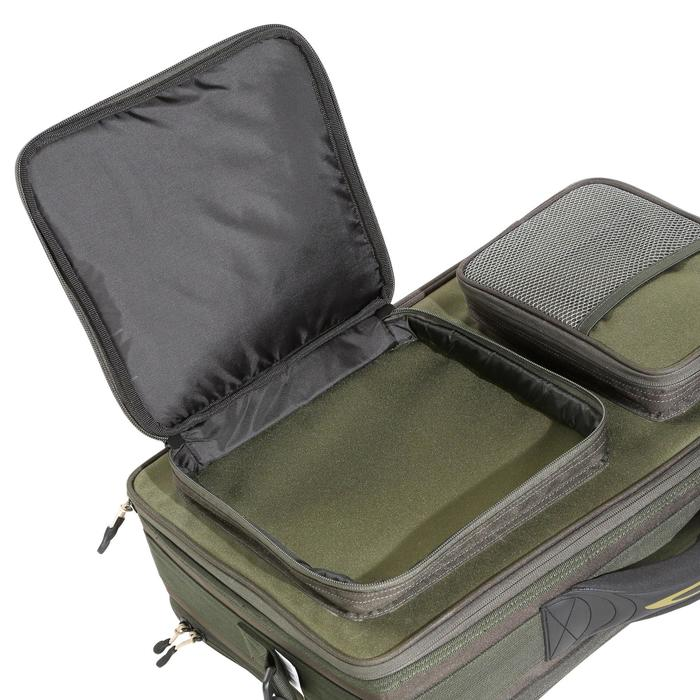 Tas voor karpervissen All-in-one