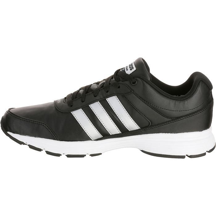 Herensneakers voor sportief wandelen City Cloudfoam zwart