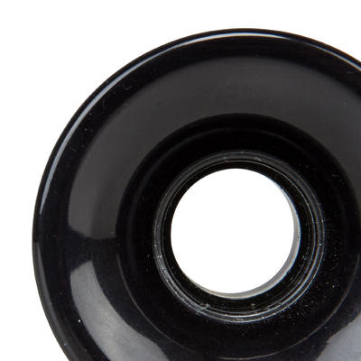 Yamba Cruiser Wheels Twin-Pack - Black