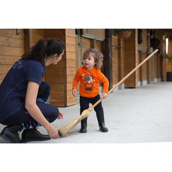 Bottes équitation enfant SCHOOLING BABY noir - 1048856