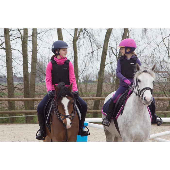 Polaire équitation fille - 1048890