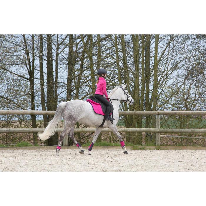 Polaire équitation fille - 1049028