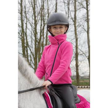 Pantalon chaud imperméable équitation enfant KIPWARM - 1049049