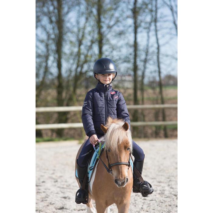 Filet + rênes équitation cheval et poney INITIATION - 1049052