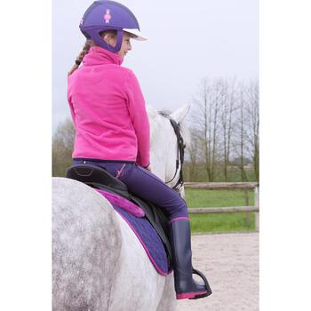 Polaire équitation fille - 1049104