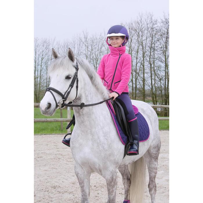 Polaire équitation fille - 1049127