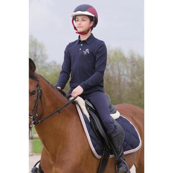 Tapis de selle équitation cheval GRIPPY - 1049151