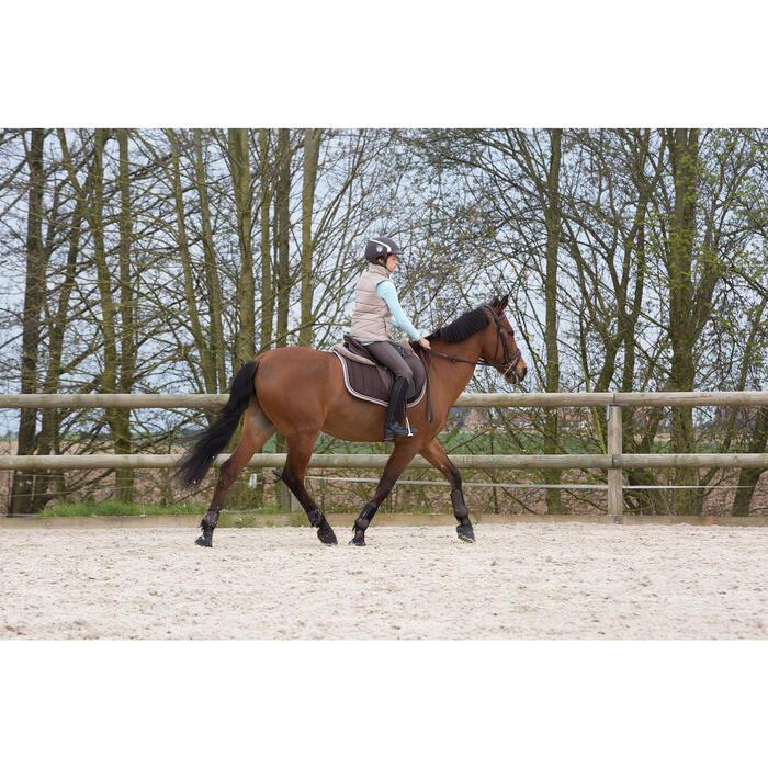 Pantalon chaud imperméable équitation enfant KIPWARM - 1049155