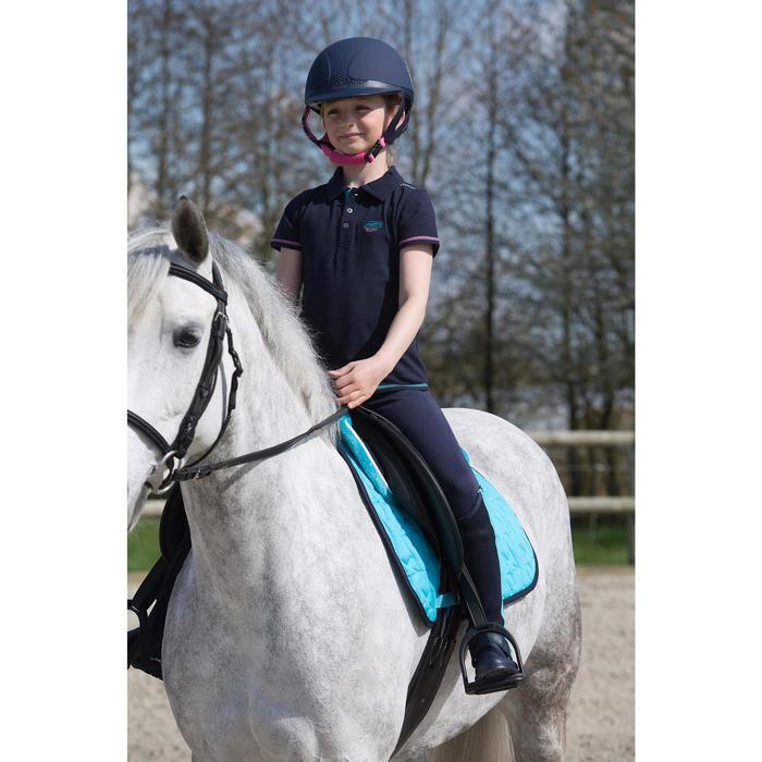 Amortisseur de dos mousse équitation cheval et poney LENA POLAIRE - 1049164