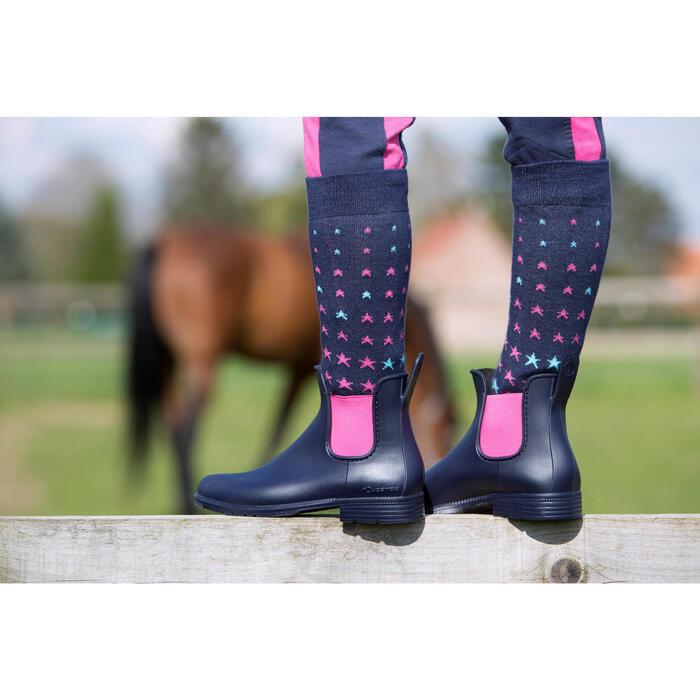 Boots équitation enfant SCHOOLING 300 - 1049165